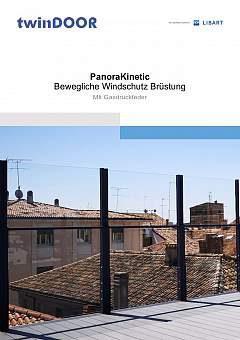 PanoraKinetic - Windschutzwand (Prospekt) Deutsch