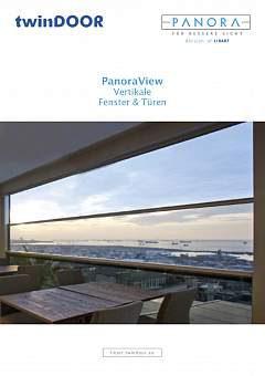 PanoraView Vertikalfenster (Prospekt) Deutsch